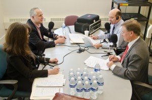 Ben Franklin Technology Partners of Southeastern Pennsylvania hosted the Executive Leaders Radio interview show.
