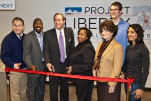 The Ben Franklin Technology Partners of Southeastern Pennsylvania support the Project Liberty Digital Incubator.